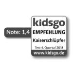 KidsGo Logo Empfehlung