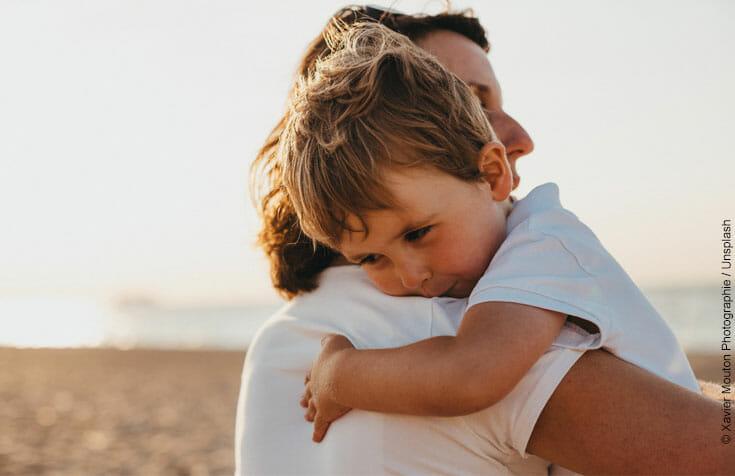 Affektkrampf bei Babys und Kindern