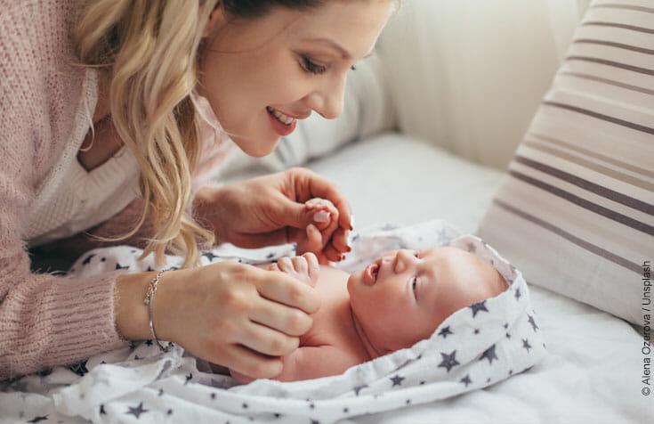 Das Wochenbett nach der Geburt